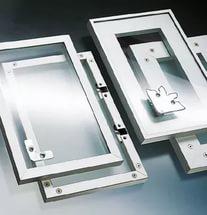 Профиля для алюминиевых фасадов